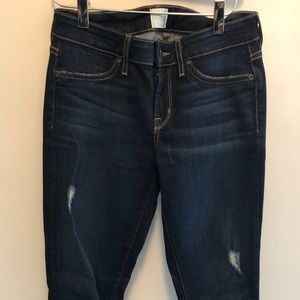 Rich and Skinny dark skinny jeans. Size 26.